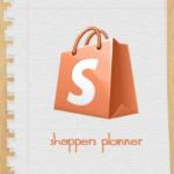 Shoppers Planner