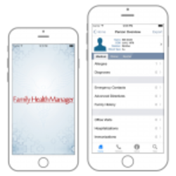 Family Medical Manager — digital health record & organizer
