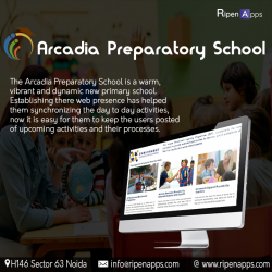 Web Portal for Educational Institute