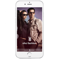 Oho Fashion - Apparel and Clothing Shopping App Demo