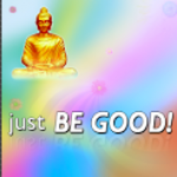 Just Be Good Buddhist
