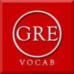 GRE Flash Cards Vocab Builder iPhone and Android App
