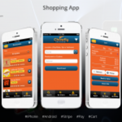 Phonegap / Shopping APP