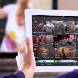 TV multi-screen apps that allowed watching online streams