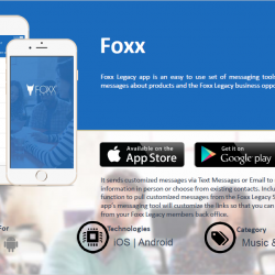 Foxx Application