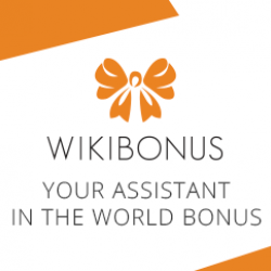 Wikibonus. iOS | Android mobile app.