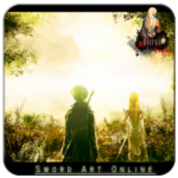 Sword Art Online Theme GO Launcher