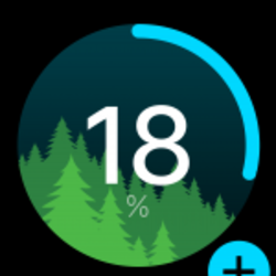Waterbalance for AppleWatch