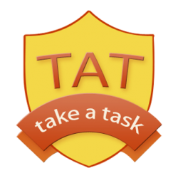 Take A Task (Online Outsourcing App)