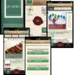 Quadra iPhone App