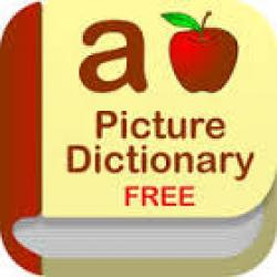 Kids Picture Dictionary: educational app