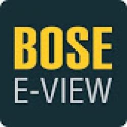 BOSE E-View - Product Catalog