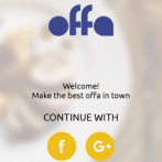 Offa android and iOS app