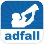 Social Networking App - AdFall