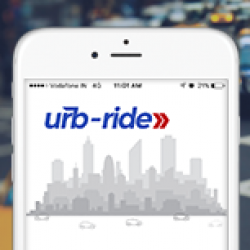 URB-RIDE : On Demand Taxi Booking Service