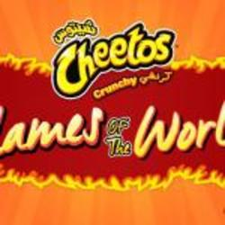 Cheetos Flames of the World