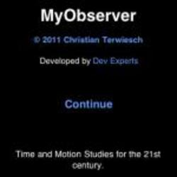 MyObserver iPhone App