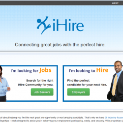 iHire - Network of niche job boards