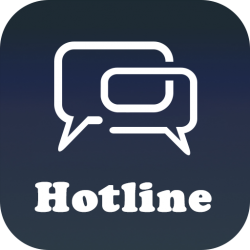 Hotline for Android and other smartphones.