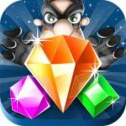 Jewel Blast Thief Quest Adventure – Match 3 Puzzle Game