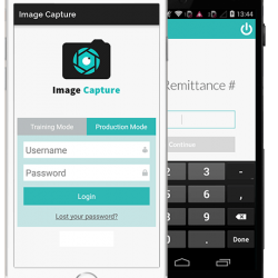 Document Image Capturing App
