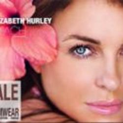 Elizabeth Hurley - In the business of selling Beachwear and accessories