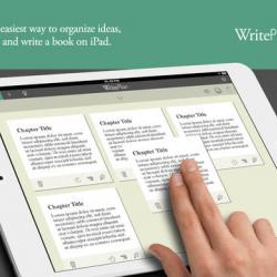 Book writing App