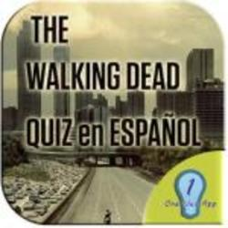 Quiz THE WALKING DEAD en Español