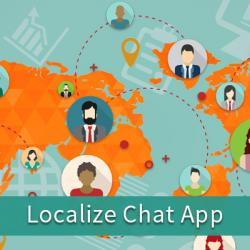 Localize Chat App