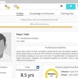Skill based Intelligence Platform - Use SlateOne to collect real time intelligence about employee sk