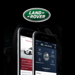 LandRover Loyalty App