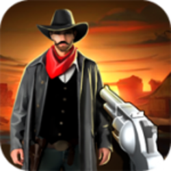 Wild West Shooter 3D — Unity-based mobile shooter