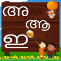 Learn Alphabets-Malayalam