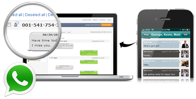 INNOVASPY - Monitor Cell Phone Software