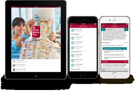 Ukcat Android And Ios App Appfutura