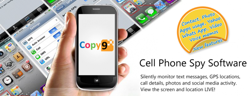 Copy9  Phone spy app for android