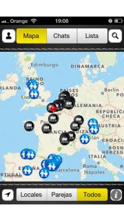 Swinger sitemap links