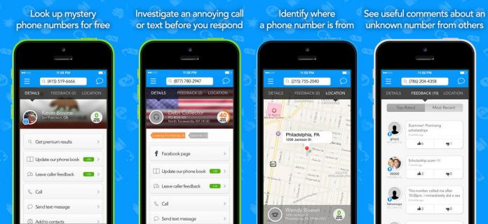 CallerSmart Reverse Lookup Phone Book - Community Caller ID & Free White  Pages App