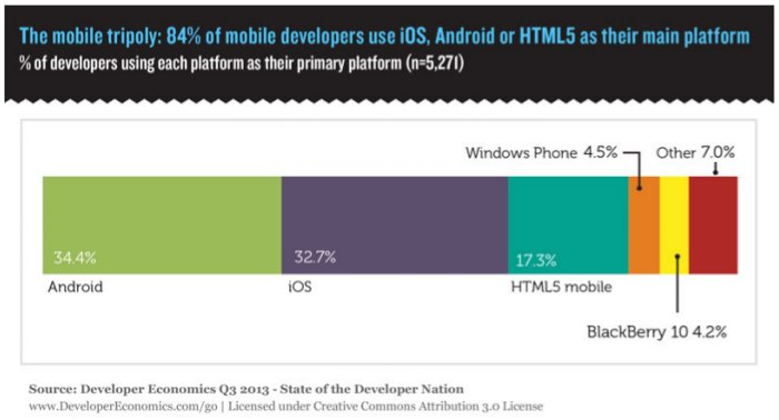 The world of app developers: analysis of a recent study
