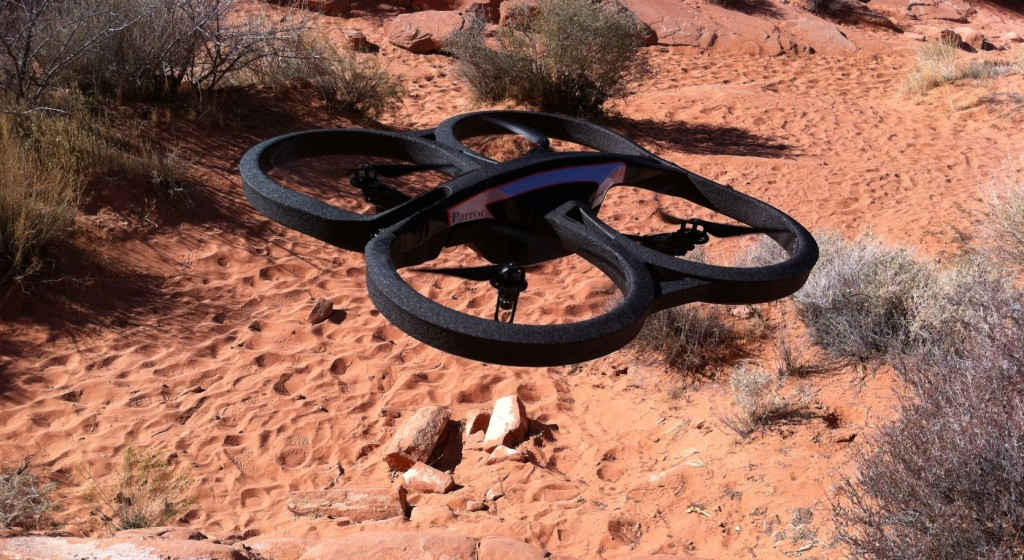 Parrot_AR.Drone_2.0_take-off_Nevada