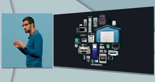 Google Project Brillo for the Internet of Things