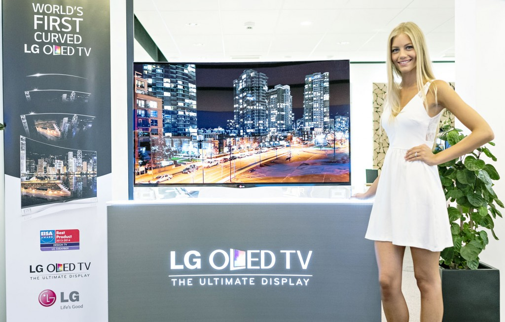 lg paper tv: an ultra-thin, detachable and bendable screen - appfutura