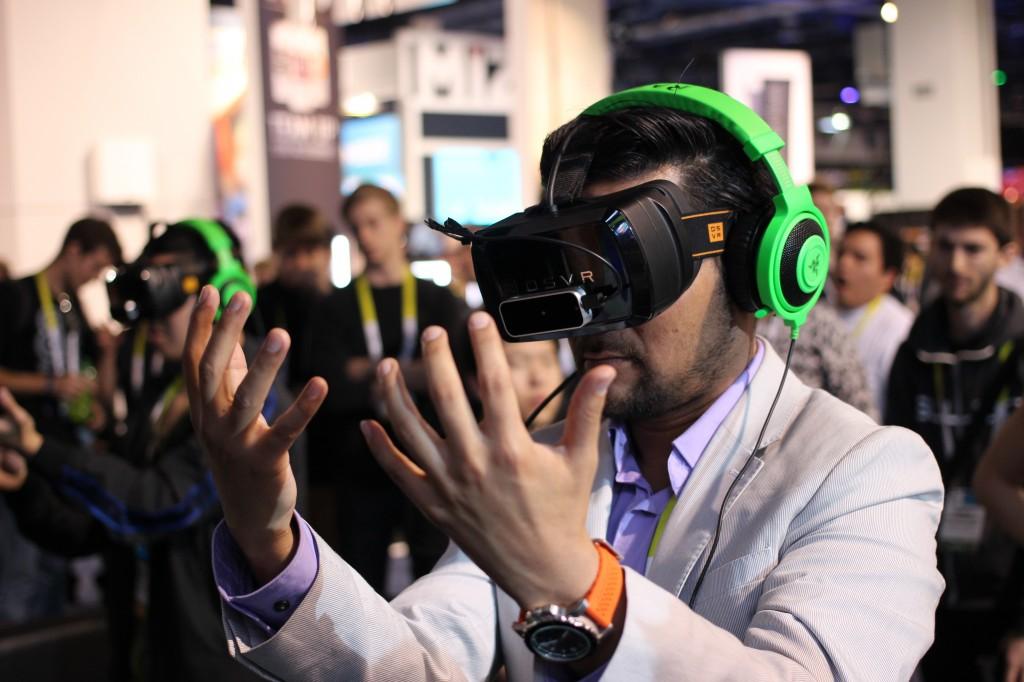 virtual reality prismetric 2