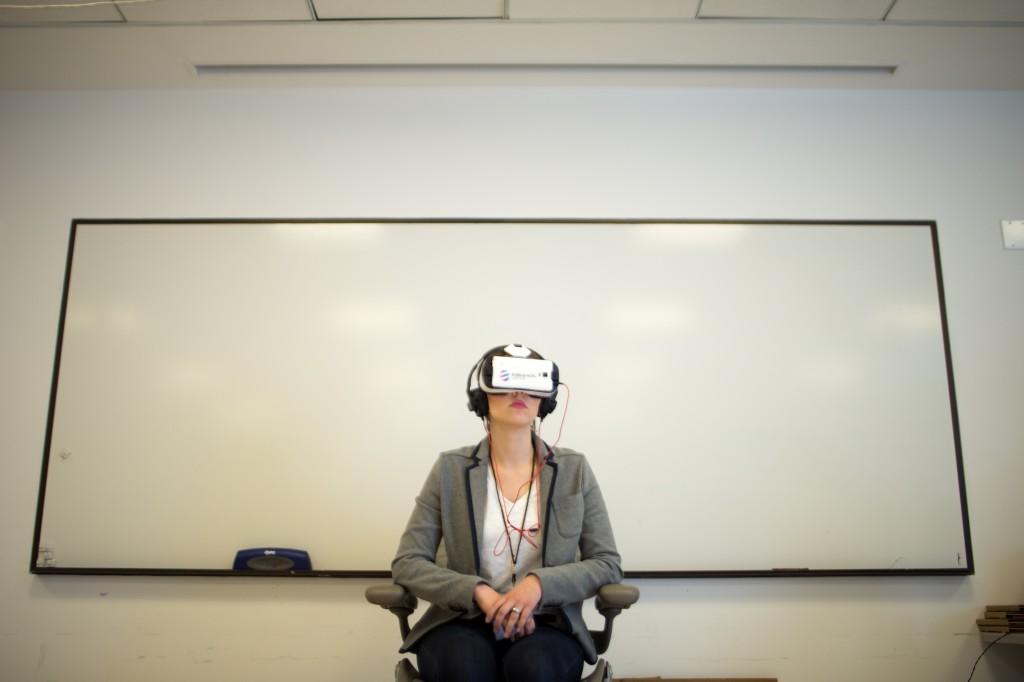 virtual reality prismetric 3