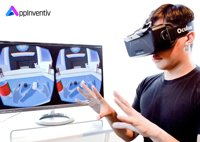 virtual reality appinventiv