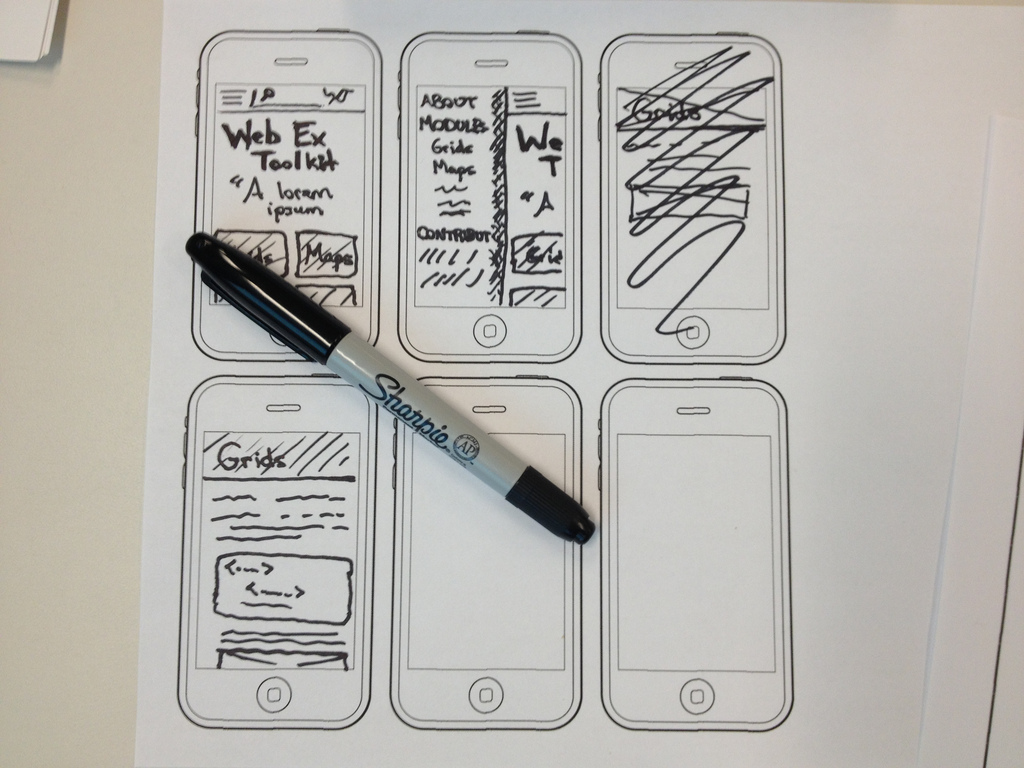 wireframes 3