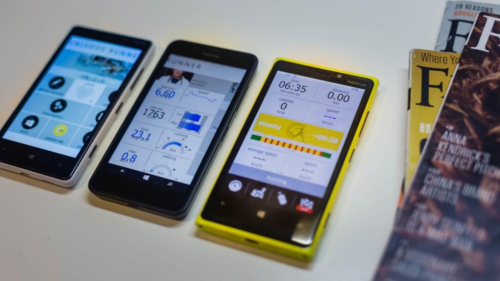 Top mobile app development companies report: health apps