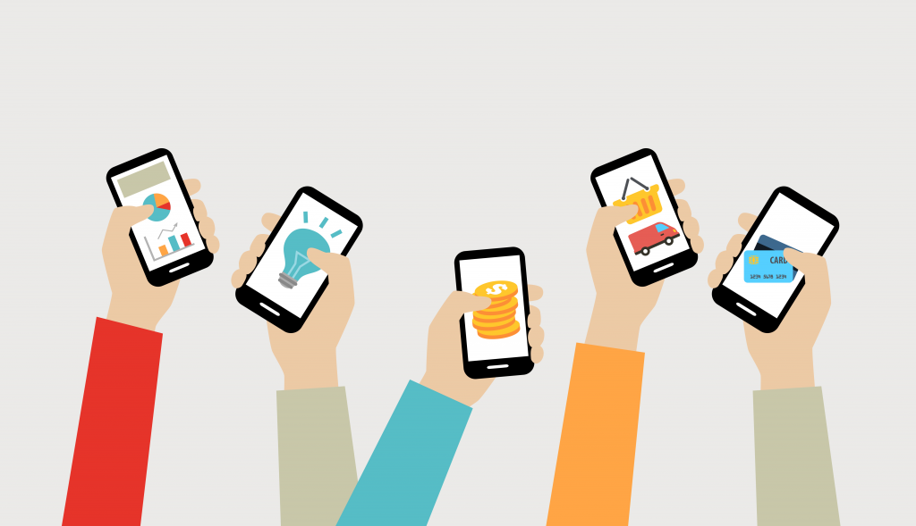 How can mobile apps benefit small businesses?