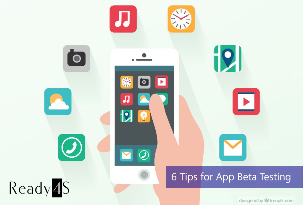 App beta testing, Ready 4S