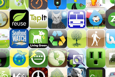 Sustainable mobile apps